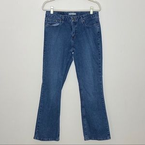 Riders Jeans Boot cut Blue Size 10